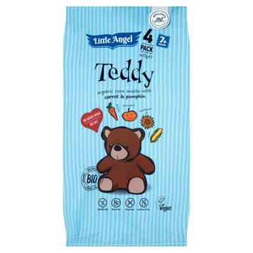 Chrupki kukurydziane - Cibi Teddy. Delikatne, miękkie chrupki o pysznym smaku.