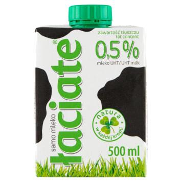 ŁACIATE Mleko UHT 0,5% 500ml
