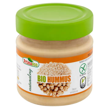 Hummus naturalny 160g - Primaeco