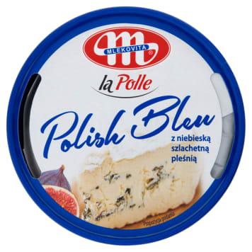 MLEKOVITA La Polle Ser z szlachetną niebieską pleśnią 150g