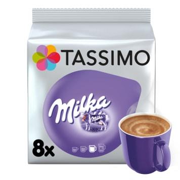 TASSIMO Milka Gorąca czekolada w kapsułkach 240g