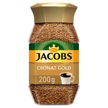 Kawa rozpuszczalna Jacobs Cronat Gold 200 g