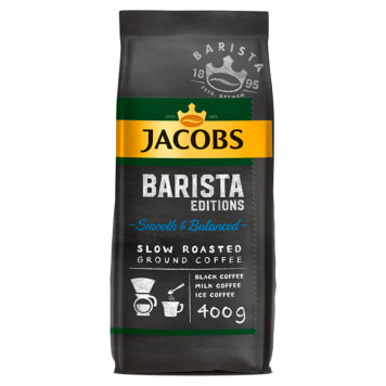 JACOBS Barista Editions Smooth&Balanced Kawa mielona 400g