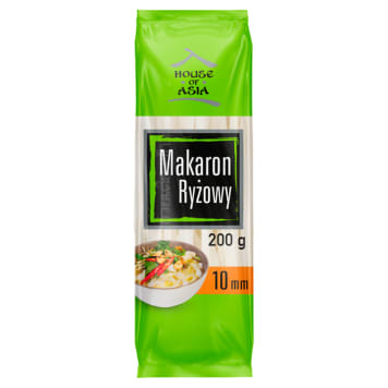 HOUSE OF ASIA Makaron ryżowy (10 mm) 200 g