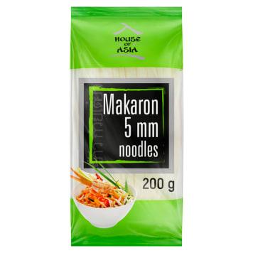 Tajski makaron ryżowy nitki - przeznaczony do zup oraz potraw mięsnych