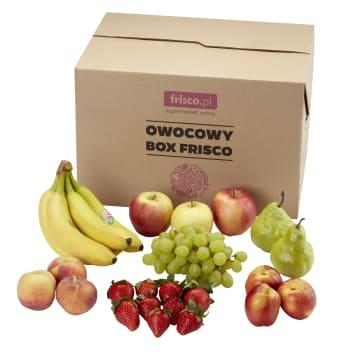 FRISCO FRESH Owocowy Box Frisco standard 5kg