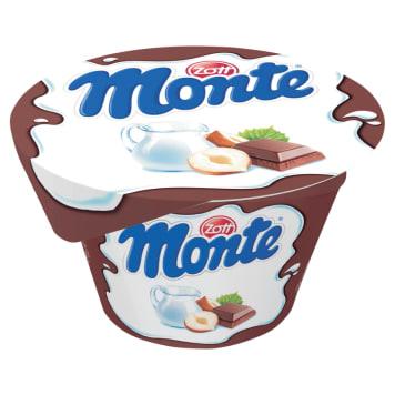 ZOTT MONTE Deser mleczny czekolada 150g