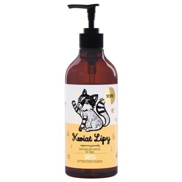 YOPE Naturalne mydło w płynie do rąk Lipa 500ml