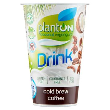 PLANTON Drink Kokosowy Vegangurt Cold Brew 200g