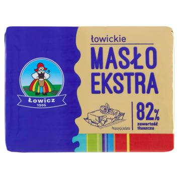 OSM ŁOWICZ Extra Masło 200g