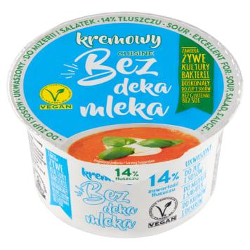 BEZ DEKA MLEKA Kremowa do zup i sosów 200ml