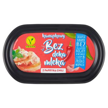 BEZ DEKA MLEKA Kanapkowy z chilli 150g