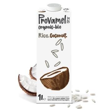 PROVAMEL Napój ryżowo - kokosowy BIO 1l
