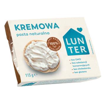 LUNTER Pasta kremowa tofu naturalna 115g