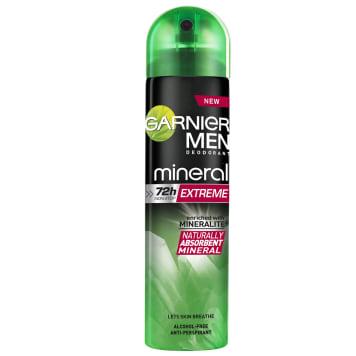 GARNIER Mineral MEN Extreme - Dezodorant w aerozolu 150ml