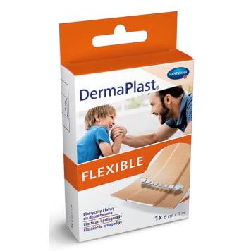 DERMAPLAST Flexible Plaster elastyczny do cięcia 6 cm x 1 m 1szt