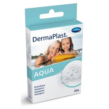 DERMAPLAST Aqua Plastry opatrunkowe wodoodporne 20 szt. 1szt