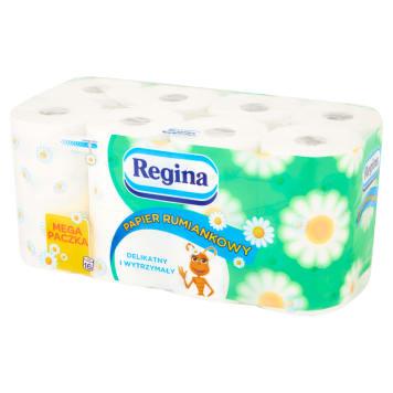 REGINA Rumianek Papier toaletowy 16 szt. 1szt