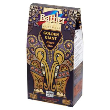 BATTLER Cejlońska, czarna herbata liściasta 100g
