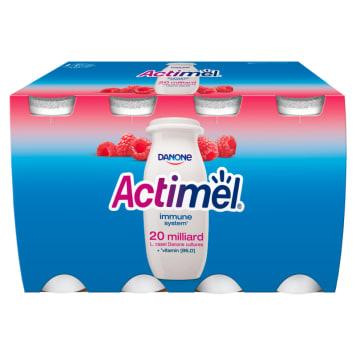 DANONE Actimel Napój mleczny, malinowy 8x100ml 800ml