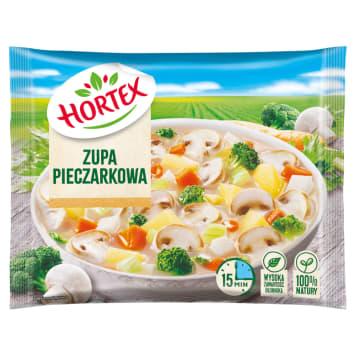 Zupa pieczarkowa - Hortex. Pyszna zupa pieczarkowa gotowa w 20 minut.