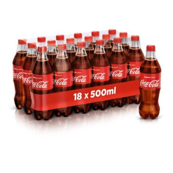 Coca Cola - napój gazowany