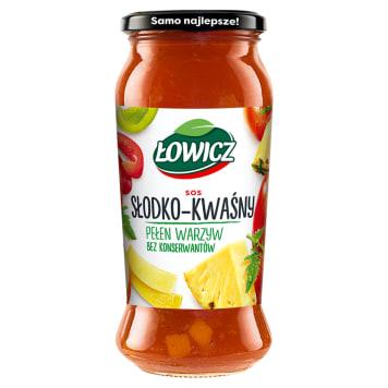 Sos słodko - kwaśny 520g - Łowicz