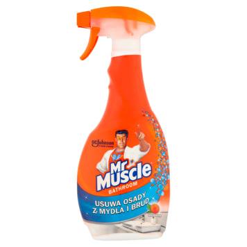 MR MUSCLE Płyn w rozpylaczu do czyszczenia łazienki  - Mandarin 500ml
