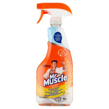 MR MUSCLE Płyn do czyszczenia kuchni - cytrynowy 500ml