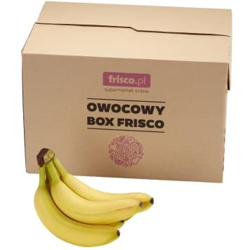 FRISCO FRESH Owocowy Box banany 5kg