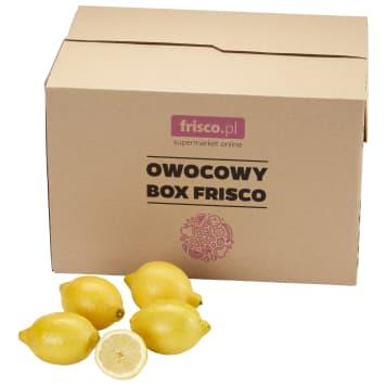FRISCO FRESH Owocowy Box cytryny 5kg