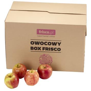 FRISCO FRESH Owocowy Box jabłka Champion 5kg