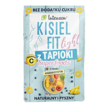 INTENSON Kisiel fit z tapioki ananasowy 30g