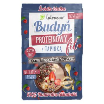 INTENSON Budyń proteinowy czekoladowy 30g