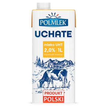 POLMLEK Mleko 2% UHT 1l