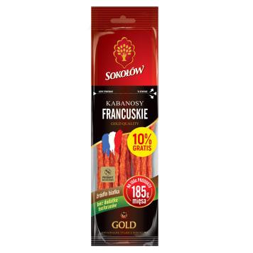 SOKOŁÓW Gold Kabanosy francuskie 100g