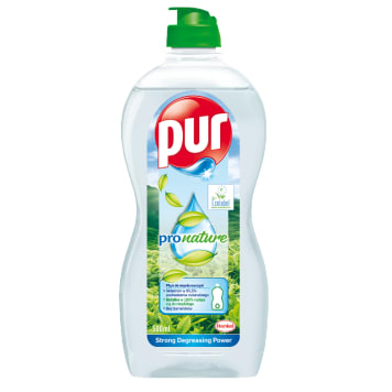PUR Pro Nature Płyn do mycia naczyń 500 ml