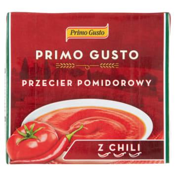 PRIMO GUSTO Przecier pomidorowy pikantny z chilli 500g