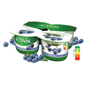 DANONE Activia Jogurt jagodowy 4x120g 480g