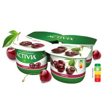 DANONE Activia Jogurt wiśniowy 4x120g 480g