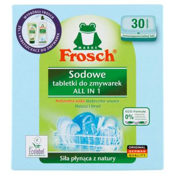 FROSCH Tabletki do zmywarek 30 szt 1szt