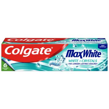 COLGATE Max White Pasta do zębów White Crystals 100ml