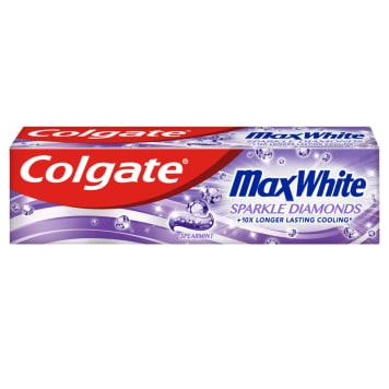 COLGATE Max White Pasta do zębów Sparkle Diamonds 100ml