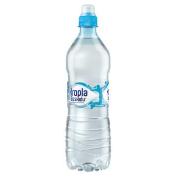 KROPLA BESKIDU Naturalna woda mineralna niegazowana (sport cup) 750ml