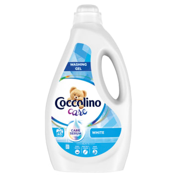 COCCOLINO Care Żel do prania białych tkanin 1.8l