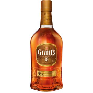 GRANTS 18 y.o. Blend Szkocka whisky 700ml