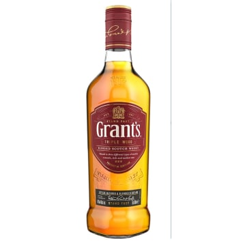 Blend Szkocka whiskey - od 1899 produkowana według niezmiennej receptury. Doskonały smak!