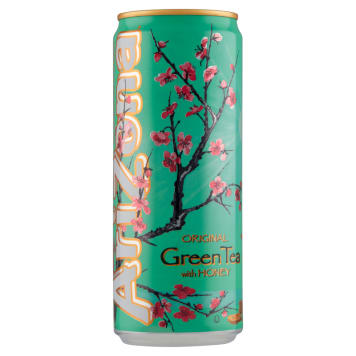 ARIZONA Napój zielona herbata z miodem 330ml