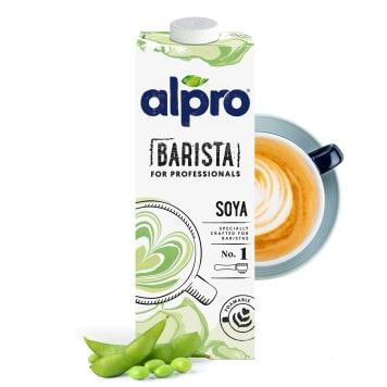 ALPRO Napój sojowy do kawy o smaku naturalnym - dla baristów 1l