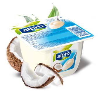 ALPRO Deser sojowy o smaku kokosowym 125g